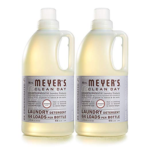 Vintage Laundry Room Decor Mrs. Meyer's Laundry Detergent