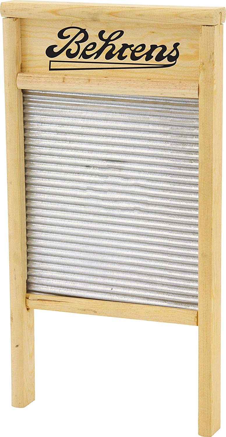Vintage Laundry Room Decor Washboard