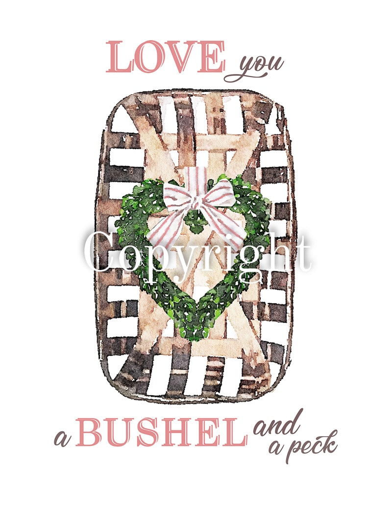 Valentine day decorations for home free printable