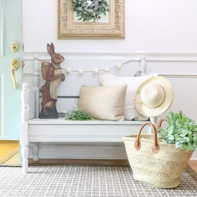 spring farmhouse decor home tour