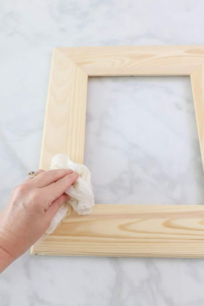botanical free downloadable art prints DIY frame project cleaning