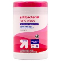 Fresh Scent Antibacterial Moist Wipes - 75ct - Up&Up™ (Compare to Wet Ones® Antibacterial Hand...