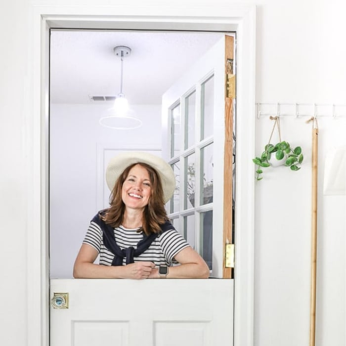 Modern Dutch Door Ideas