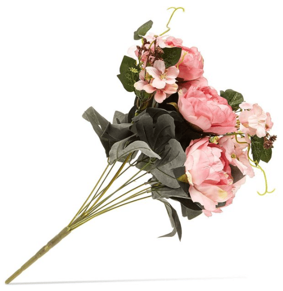 Pink Artificial Flowers