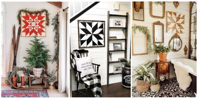 Decorating With Barn Quilts
