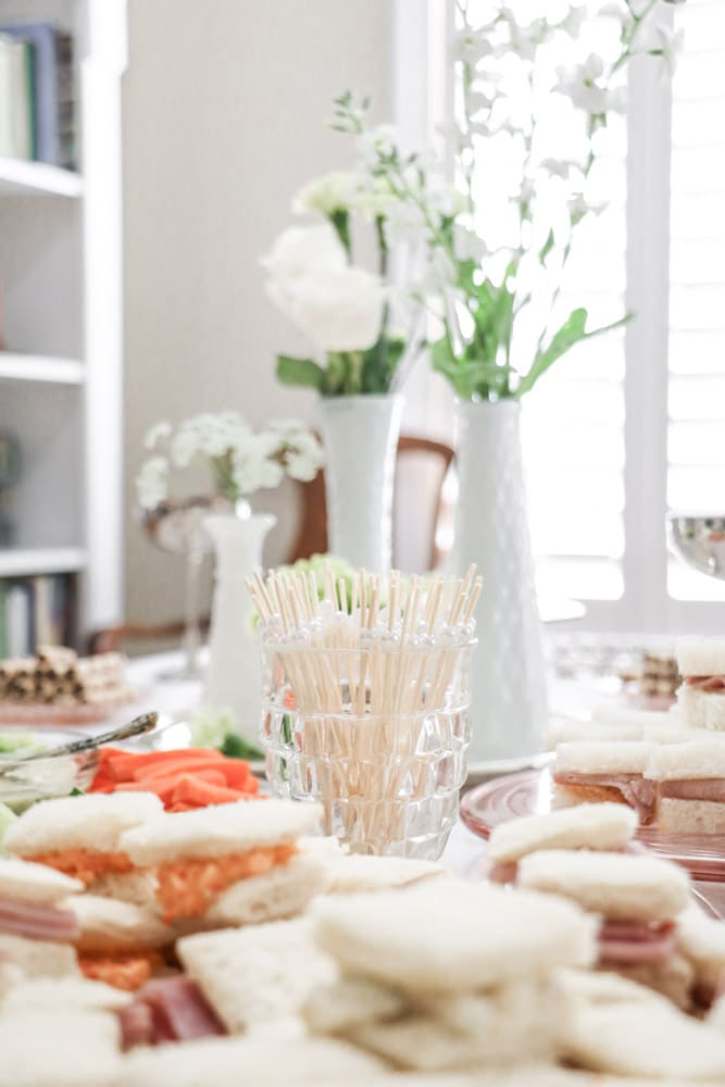 Southern bridal shower ideas