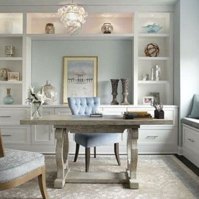 Paint Color Ideas For A Home Office from lifeonsummerhill.com
