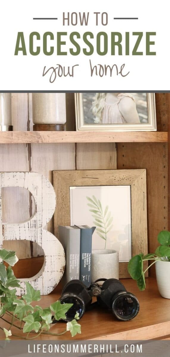 How to Accessorize your Home like a Pro