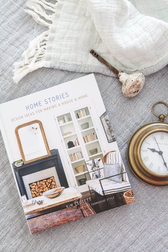 Home Stories Book by Kim Leggett Mother's Day Gift Idea