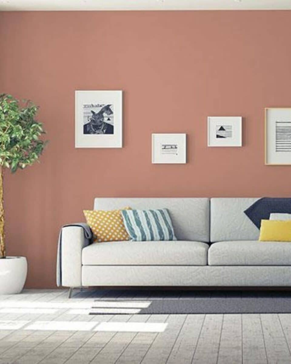 Paint color of the year by PPG